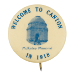 Welcome to Canton Event Button Museum