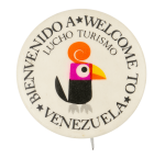 Welcome to Venezuela Event Button Museum