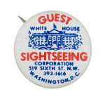 White House Sightseeing Event Button Museum