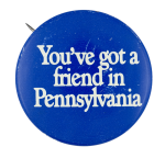 You've Got a Friend in Pennsylvania