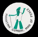 Mahatma Gumbhi Humorous Button Museum