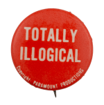 Totally Illogical Humorous Busy Beaver Button Museum