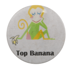 Top Banana Ice Breakers Busy Beaver Button Museum