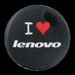 I Heart Lenovo I ♥ Buttons Button Museum