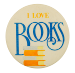 I Love Books I Love Button Museum