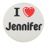 I Love Jennifer I Love Buttons Button Museum