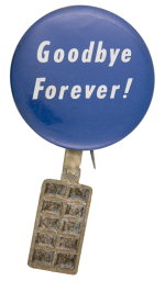 Goodbye Forever Innovative Button Museum