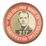 Philadelphia Badge Company Identification Systems Innovative Button Museum