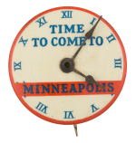 Time to Come to Minneapolis Innovative Button Museum