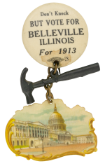 Vote for Belleville Illinois Innovative Button Museum