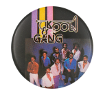 Kool and the Gang Music Button Museum