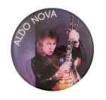 Aldo Nova Music Button Museum