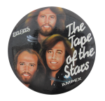 Bee Gees Ampex Music Button Museum