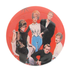 The B-52's Photograph Music Button Museum