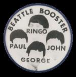 Beattle Booster Music Button Museum