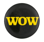Bow Wow Wow Black 3 Music Button Museum