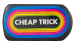 Cheap Trick Rainbow Music Button Museum