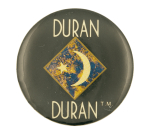 Duran Duran Seven and the Ragged Tiger Music Button Museum