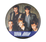 Duran Duran Two Music Button Museum