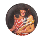 Eddie Van Halen Music Button Museum
