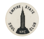 Empire State Soul Club Club Button Museum