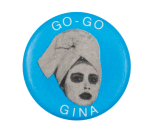 Go Go Gina Music Button Museum