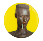 Grace Jones Music Button Museum