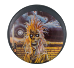 Iron Maiden Music Button Museum