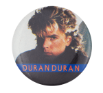 John Taylor Duran Duran Two Music Button Museum