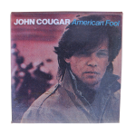 John Cougar American Fool Music Button Museum
