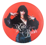 Kate Bush Music Button Museum