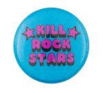 Kill Rock Stars Music Button Museum