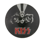 Kiss Music Button Museum