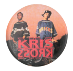 Kris Kross Sunset Music Button Museum