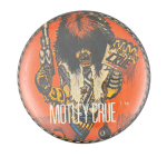 Motley Crue Music Button Museum