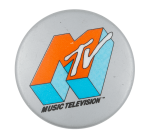 MTV Silver Music Button Museum