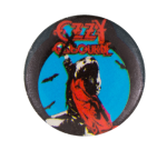 Ozzy Osbourne Blizzard Of Ozz Music Button Museum