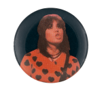 Pat Benatar Hearts Music Button Museum