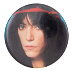 Patti Smith Photograph Music Button Museum