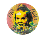 Pig Bag Music Button Museum