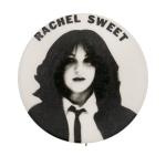 Rachel Sweet Music Button Museum