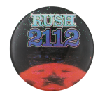 Rush 2112 Music Button Museum