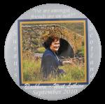 Susan Boyle Music Button Museum