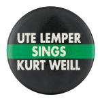 Ute Lemper Sings Music Button Museum