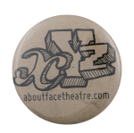 About Face Theatre Entertainment Cause Busy Beaver Button Museum