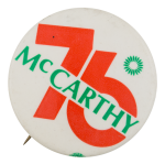 76 McCarthy Political Button Museum