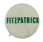 Fitzpatrick Political Busy Beaver Button Museum