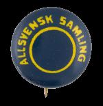 Allsvensk Samling Political Button Museum