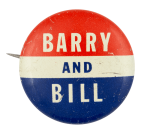 Barry and Bill Political Button Museum