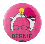 Bernie Political Button Museum